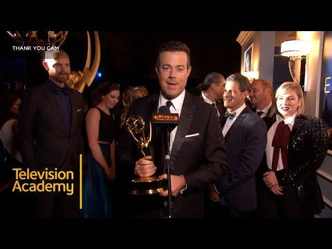 The Voice Wins Reality Competition Program | 68th Emmys Thank You Cam