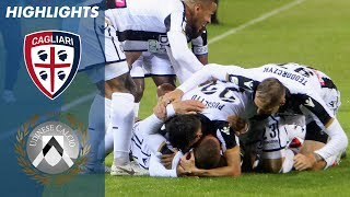 Cagliari 1-2 Udinese   De Maio Gets the Win for Udinese   Serie A