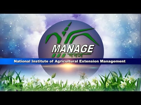 Agricultural Extension Management