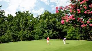 Highland Walk Golf Course At Victoria S. Bryant State Park In Georgia
