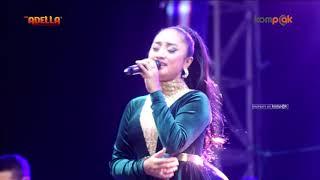 Download Mp3 Antara Teman Dan Kasih | Anisa Rahma | Om Adella Live Di Kwanyar Bangkalan