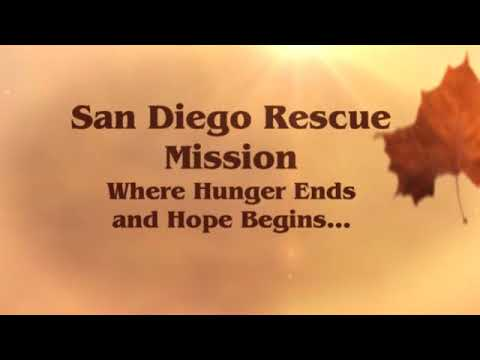 San Diego Rescue Mission Thanksgiving Outreach 2017