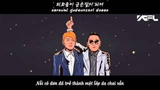 [VIETSUB] DREAM - PSY ft. XIA JUNSU