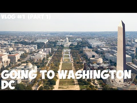 Vlog #1 :Natreal called the Washington Monument WHAT!!!! (Part 1)