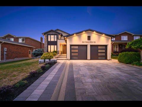 Stunning Contemporary Modern Home In Woodbridge, Ontario | 632 Chancellor Dr, Woodbridge