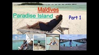 Paradise Island Resort, Maldiv…