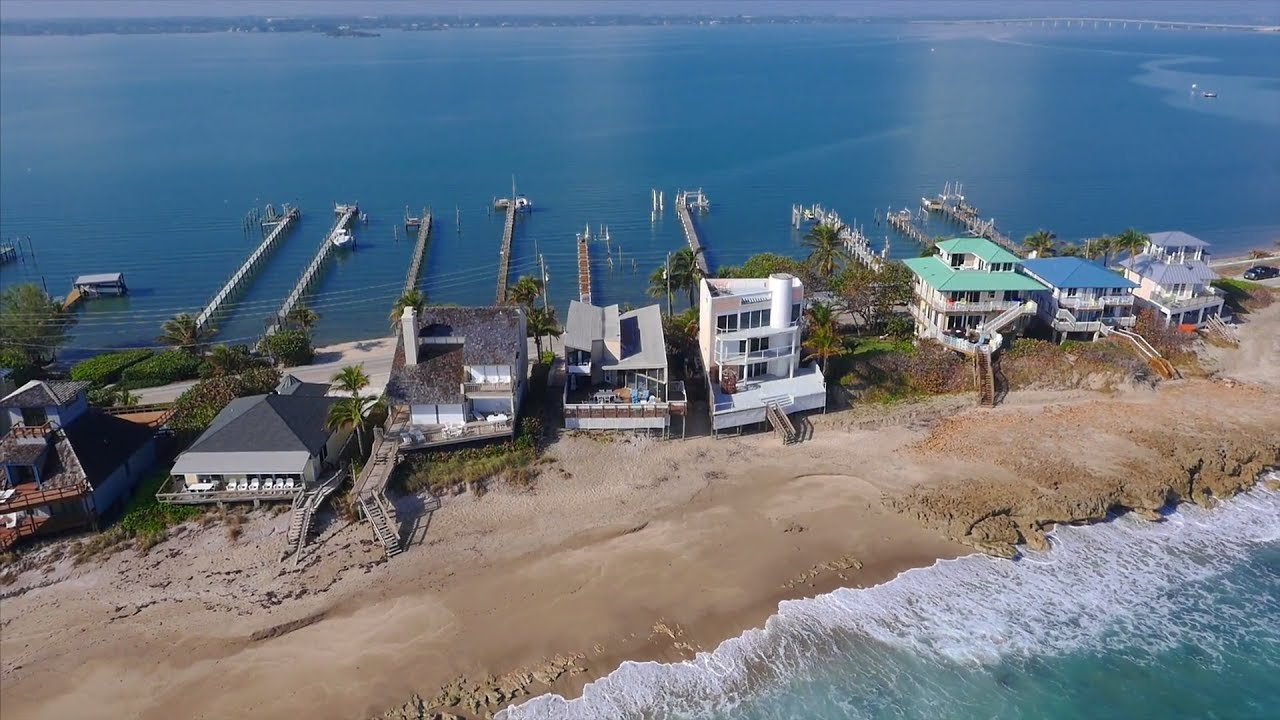 Family Tides By Beach Houses In Paradise Ocean To River Florida House Vacation Al