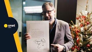 Szymon Majewski: uprawiam żart podziemny, abstrakcyjny | #OnetRANO