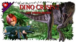 Dino Crisis 2 (PC) Normal Mode Gameplay/Walkthrough | Live Stream Archive Part 1