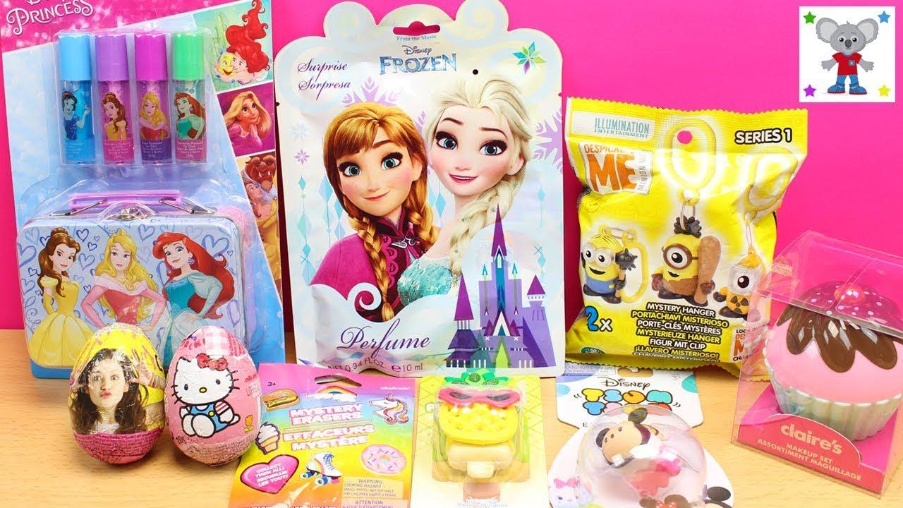 Disney Juguetes Para Princesas Sorpresa De Niñas Las Y Maquillaje 7vImbYf6gy