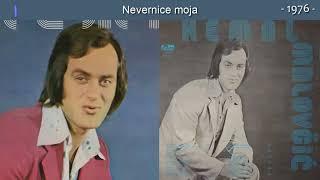 Kemal Malovcic - Nevernice moja - (Audio 1976)
