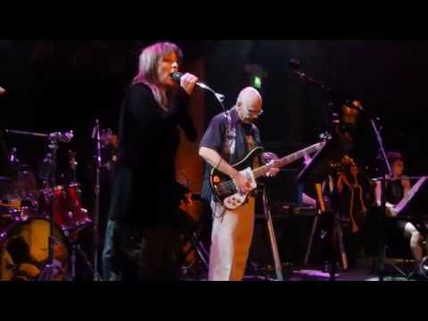 SHINE DELIRIOUS Performs Heart Of The Sunrise (excerpt / YES Cover) Live 3-13-13 SFRMA