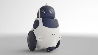 Build Your Own Personal Robot Assistant