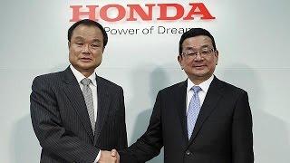 Глава Honda уходит в отставку - economy