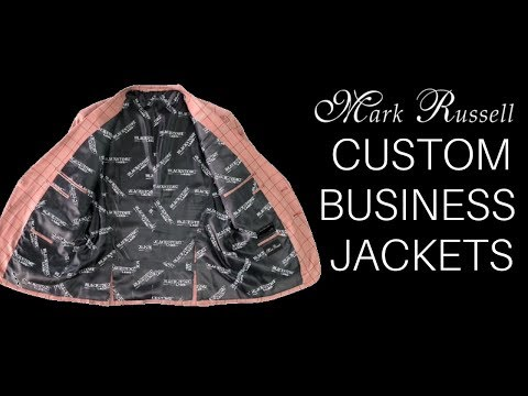 Showcase Your Business On a Custom Photo Jacket! | Mark Russell Clothing