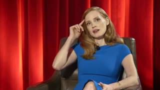 The Hollywood Masters: Jessica Chastain on The Zookeeper's Wife