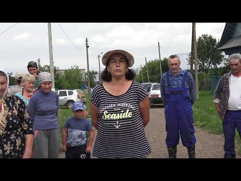 "Нефтяники убили дороги. ""Башнефть"". Краснокамский район, д.Н.Чуганак."