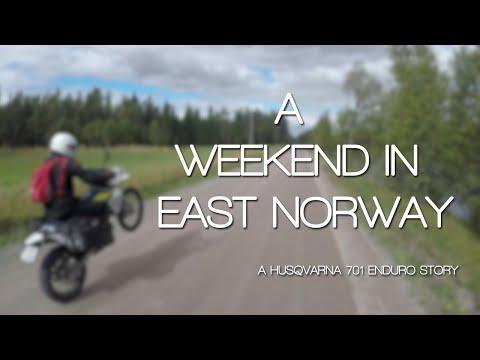 Husqvarna 701 - A Weekend in East Norway