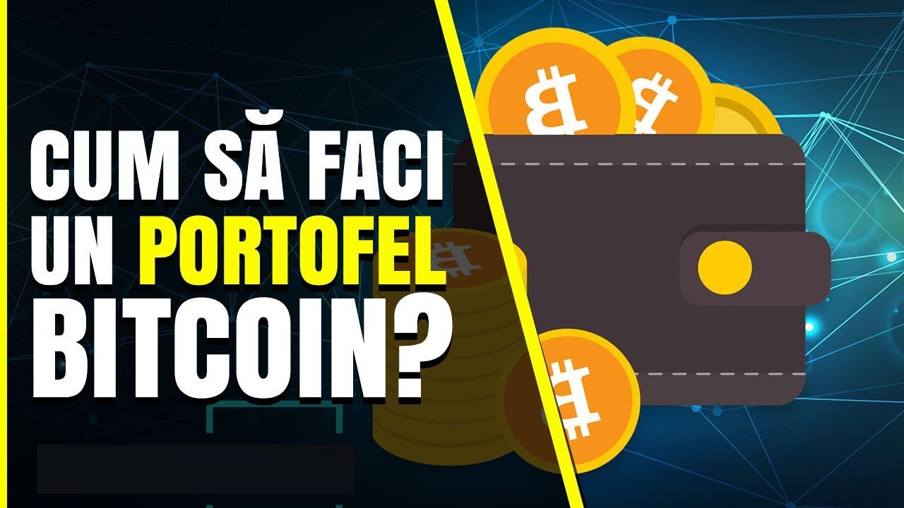 video portofel bitcoin cum să faci bani și unde să investești bani