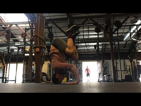 uncommon core exercises for runners headstands  youtube