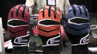 Cutters Gloves Debuts X40 Revolution Glove