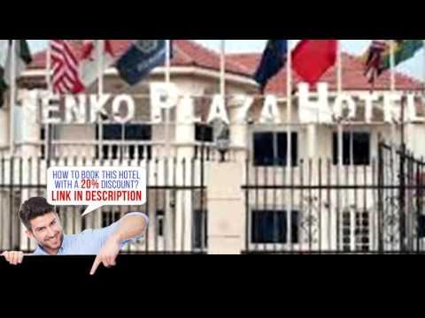 Tenko Plaza Hotel, Accra, Ghana, HD Review