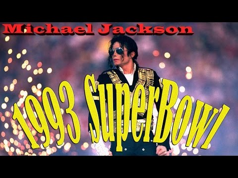 Michael Jackson – 1993 Super Bowl Full Version - HD