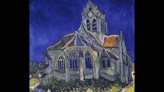 The Church in Auvers Vincent Van Gogh