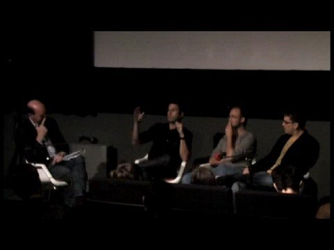 New Zealand Film Commission Panel, Wellington