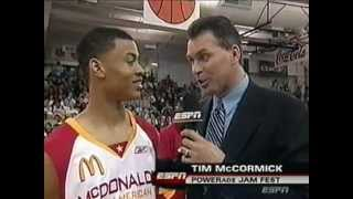 Gerald Green - 2005 High School Dunk Contest (McDonald