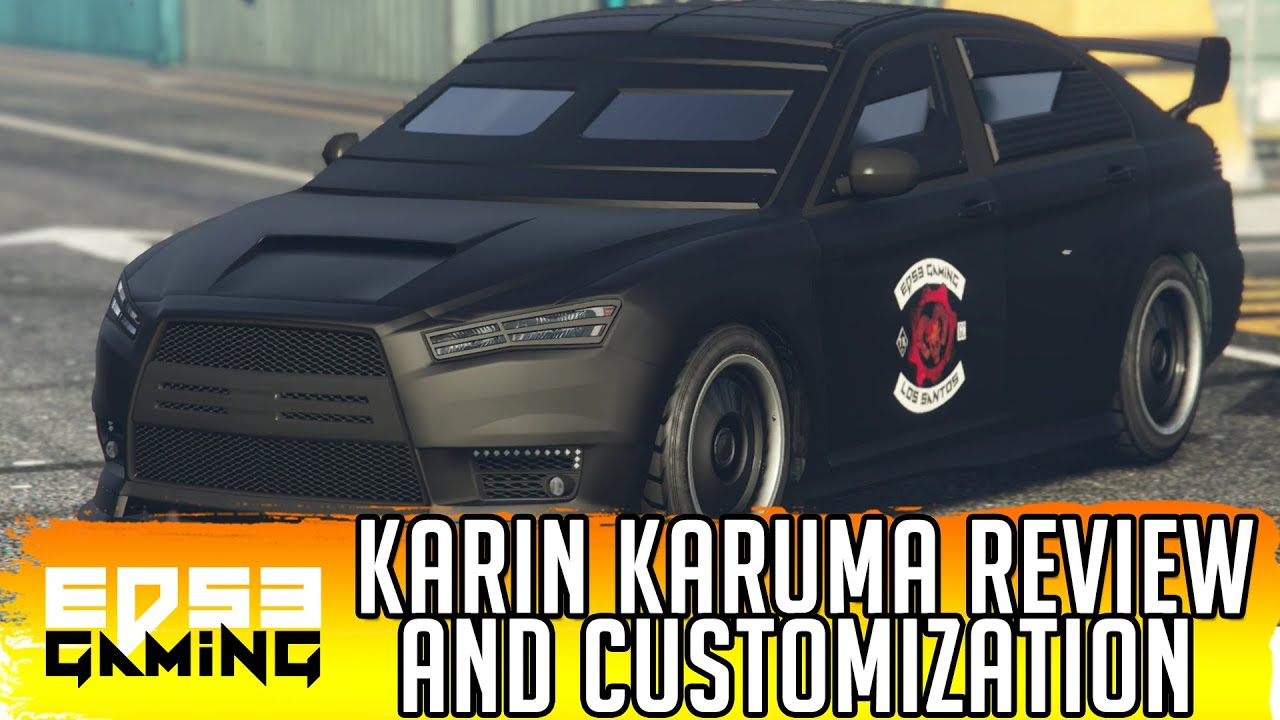 how to get karuma in gta