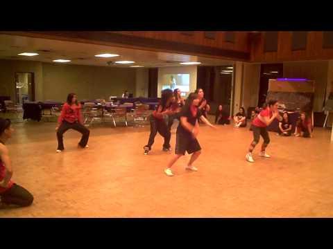 Fusion Dance Company - TASC Karaoke Night 2009
