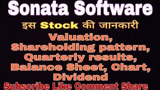 Sonata Software Ltd🔥🔥इस Stock की जानकारी Best stock