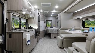 2021 Delano Mercedes Benz Sprinter Class C RV From Thor Motor Coach