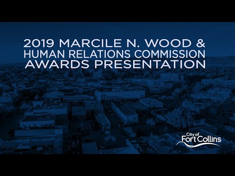 view 2019 Marcile N. Wood & Human Relations Commission Awards video