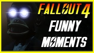 FALLOUT 4 FUNNY MOMENTS - EP 13 (FO4 Funny Moments, Mods, Fails, Kills, Fallout 4 Funtage)