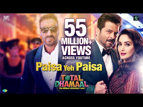 Paisa Yeh Paisa Video Song | Total Dhamaal