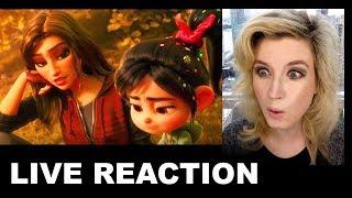 Wreck It Ralph 2 Trailer 2 REACTION