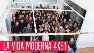 La Vida Moderna 4x51...es ver el resultado de los últimos E-games en el teletexto