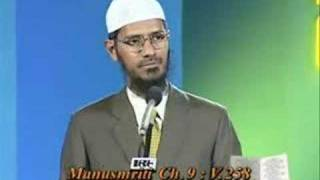 DR.Zakir Naik:Similarities Between Hinduism and Islam(9-15)