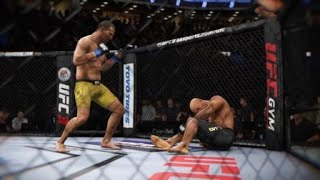 EA SPORTS™ UFC® 3: Shogun SLEEPS Silva - online gameplay
