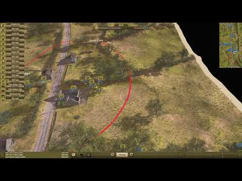 First Tank loss - Veteran Mod for Close Combat Bloody First  