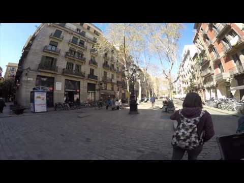 Apartment Barcelona | El Born and Gothic Quarter | Late Winter Walk | Apartment Barcelona