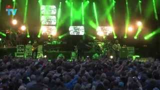 Elbow - The Loneliness of a Tower Crane Driver - live at Eden Sessions 2014