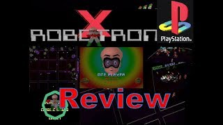Robotron X (PS1) Underrated Gem Review
