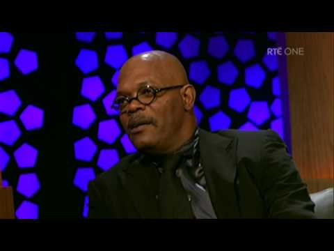 The Late Late Show: Samuel L Jackson