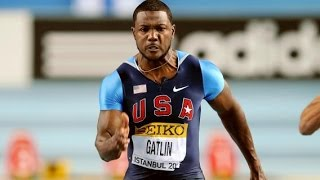 Justin Gatlin - Highlights ● HD (9.79 to 19.68) 2015