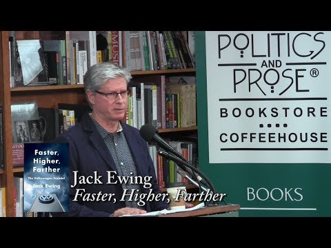 "Jack Ewing, ""Faster, Higher, Farther"""
