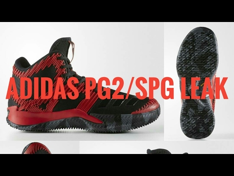 002fee77a2b5 Adidas PG2 SPG LEAK - YouTube