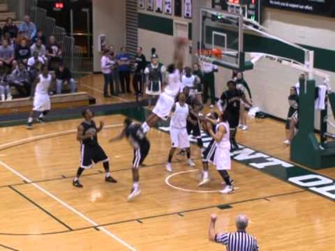 Mount Olive College Hines-To-Hargrove Alley-Oop